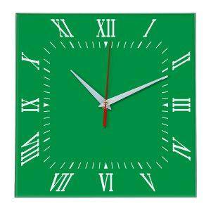 Настенные часы Ideal 834 зеленый