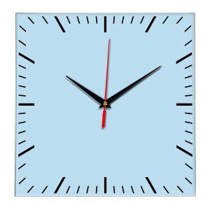 Настенные часы Ideal 835 светло-голубой