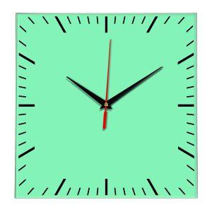 Настенные часы Ideal 835 светлый зеленый