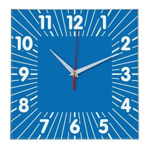 Настенные часы Ideal 836 синий