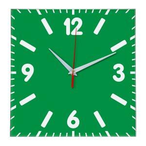 Настенные часы Ideal 837 зеленый