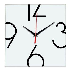 Настенные часы Ideal 840 белые