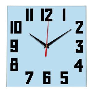 Настенные часы Ideal 841 светло-голубой