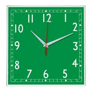 Настенные часы Ideal 843 зеленый