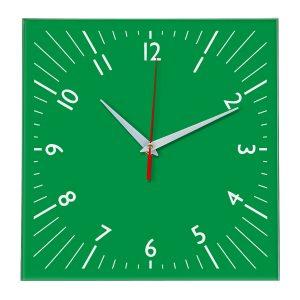 Настенные часы Ideal 845 зеленый