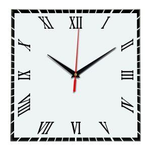 Настенные часы Ideal 846 белые