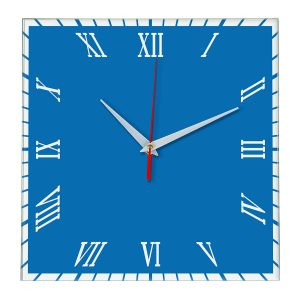 Настенные часы Ideal 846 синий