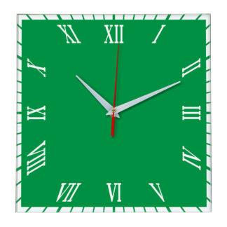 Настенные часы Ideal 846 зеленый