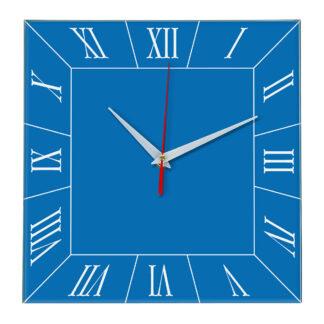 Настенные часы Ideal 847 синий