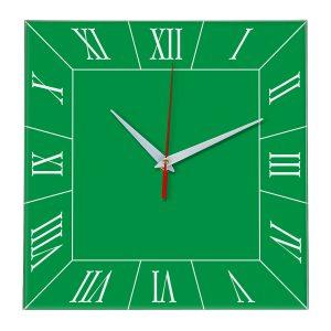 Настенные часы Ideal 847 зеленый
