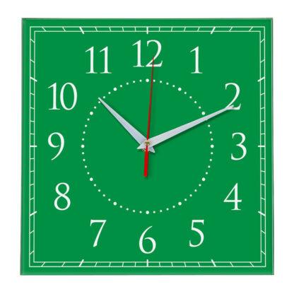 Настенные часы Ideal 851 зеленый