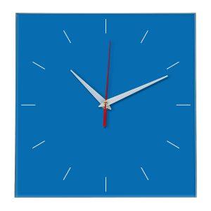 Настенные часы Ideal 852 синий