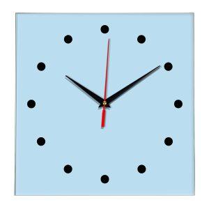 Настенные часы Ideal 853 светло-голубой