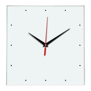 Настенные часы Ideal 854 белые