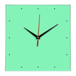 Настенные часы Ideal 854 светлый зеленый