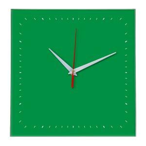 Настенные часы Ideal 855 зеленый