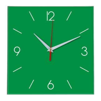 Настенные часы Ideal 856 зеленый