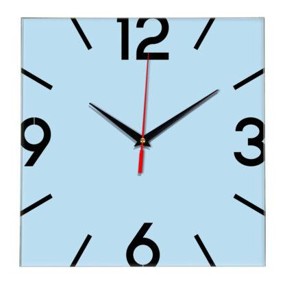 Настенные часы Ideal 858 светло-голубой