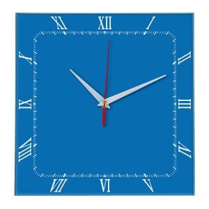 Настенные часы Ideal 866 синий