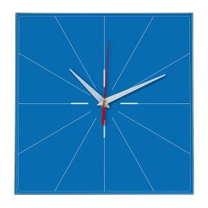 Настенные часы Ideal 869 синий