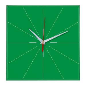 Настенные часы Ideal 869 зеленый