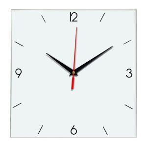 Настенные часы Ideal 870 белые