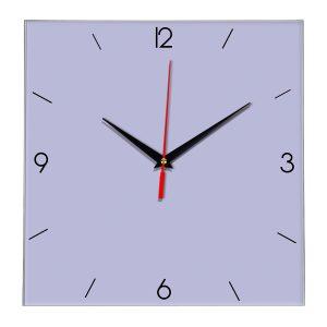 Настенные часы Ideal 870 сиреневый светлый