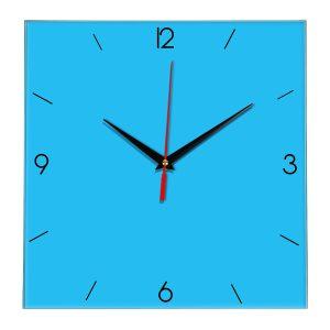 Настенные часы Ideal 870 синий светлый