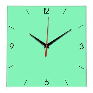 Настенные часы Ideal 870 светлый зеленый