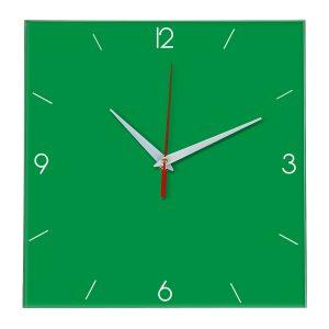 Настенные часы Ideal 870 зеленый