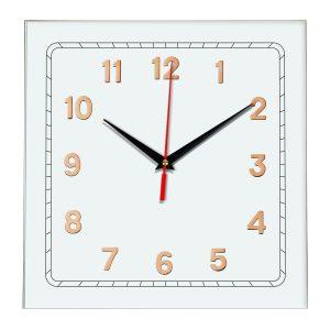 Настенные часы Ideal 871