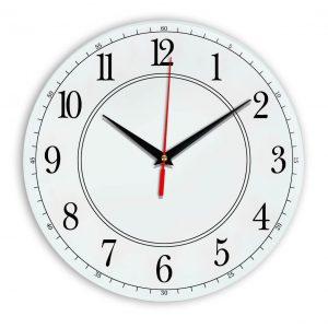 Настенные часы Ideal 900 белые
