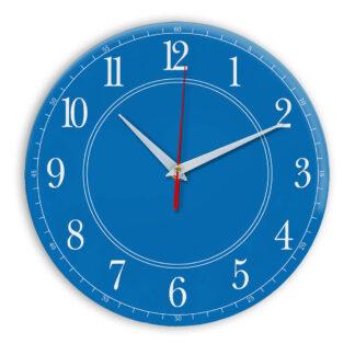 Настенные часы Ideal 900 синий