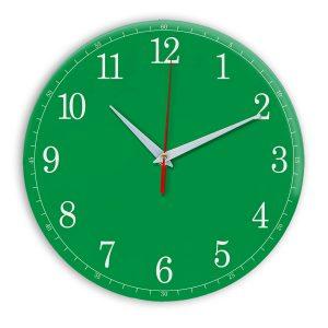 Настенные часы Ideal 901 зеленый