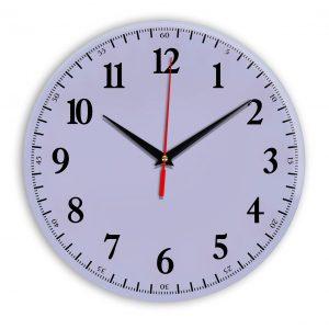 Настенные часы Ideal 902 сиреневый светлый