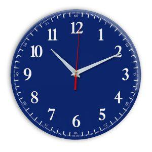 Настенные часы Ideal 902 синий темный