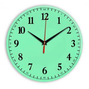 Настенные часы Ideal 902 светлый зеленый