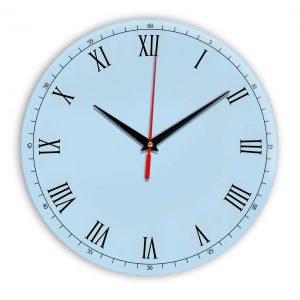 Настенные часы Ideal 903 светло-голубой