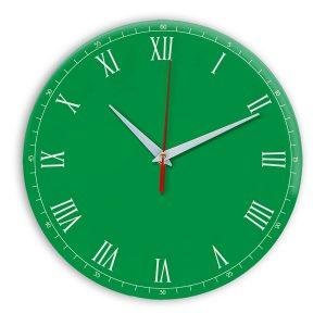 Настенные часы Ideal 903 зеленый