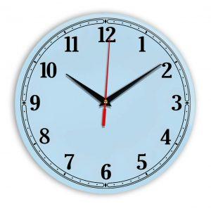 Настенные часы Ideal 904 светло-голубой