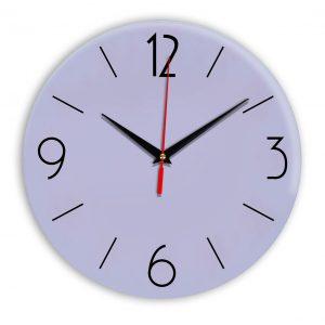 Настенные часы Ideal 906 сиреневый светлый