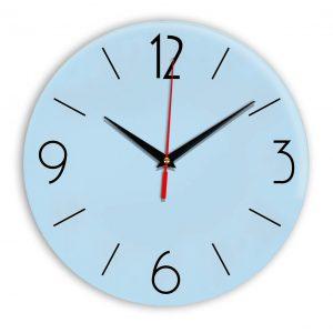 Настенные часы Ideal 906 светло-голубой