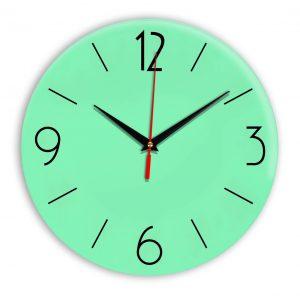 Настенные часы Ideal 906 светлый зеленый
