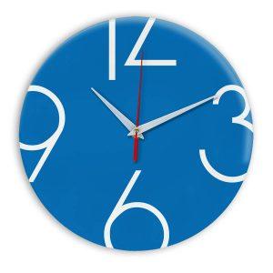 Настенные часы Ideal 908 синий