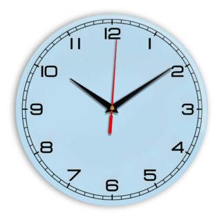 Настенные часы Ideal 909 светло-голубой