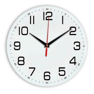 Настенные часы Ideal 911 белые
