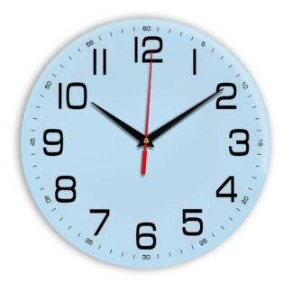 Настенные часы Ideal 911 светло-голубой