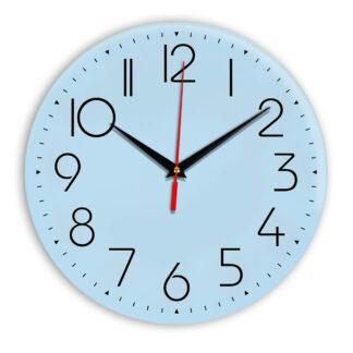Настенные часы Ideal 912 светло-голубой