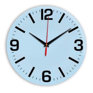Настенные часы Ideal 914 светло-голубой