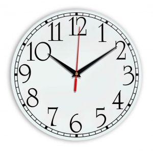 Настенные часы Ideal 915 белые